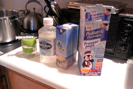 pedialyte for kids