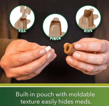 greenies pill pocket instructions for cats